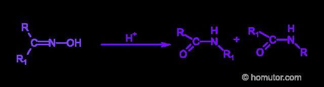 Beckmann-Rearrangement-with-mechanism