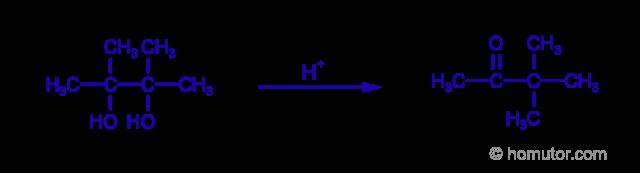 Pinacol-Pinacolone Rearrangement